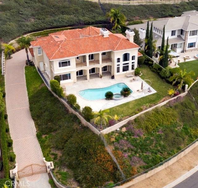 Single Family Home for Sale at 19061 Cerro Villa Drive Villa Park, California 92861 United States