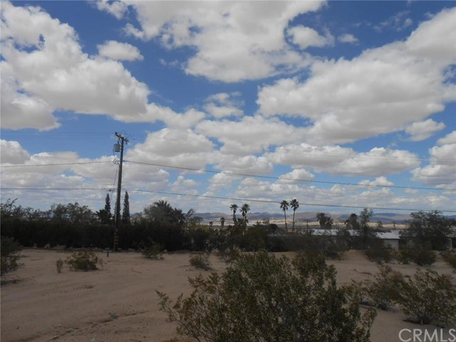 73016 Two Mile Road 29 Palms, CA 92277 - MLS #: JT18132790