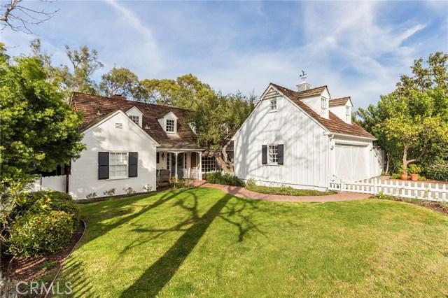 3629 Navajo Place, Palos Verdes Estates CA 90274