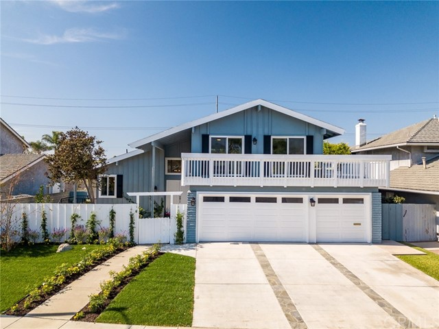 17661 San Roque Lane , CA 92647 is listed for sale as MLS Listing OC18257399