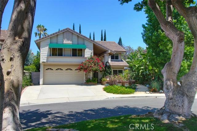 Single Family Home for Sale at 2679 Wayward Court E Brea, California 92821 United States