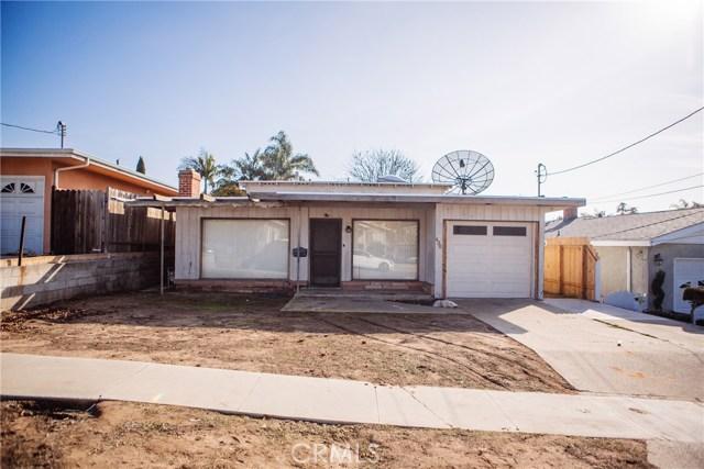 430 W Walnut Avenue  El Segundo CA 90245