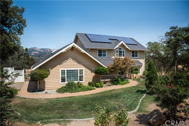 Single Family Home for Sale at 3160 Blue Oak Drive Catheys Valley, California 95306 United States