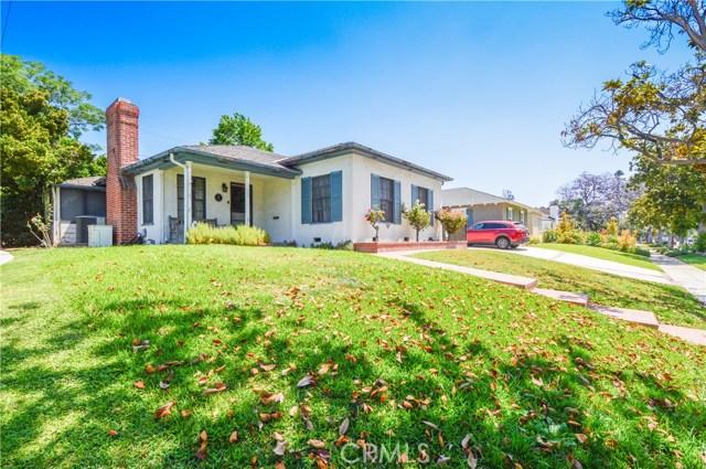 1500 Maple Street, South Pasadena, CA, 91030