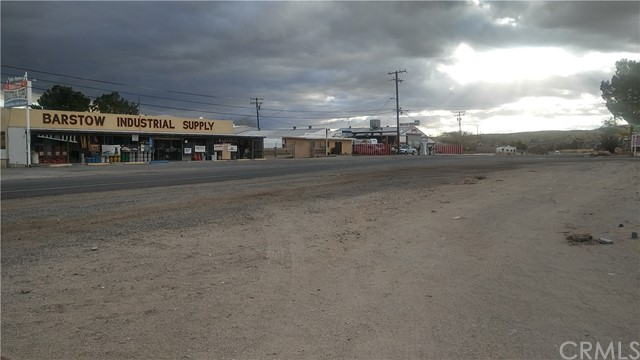 0 Old HWY 58 Barstow, CA 0 - MLS #: EV18043427
