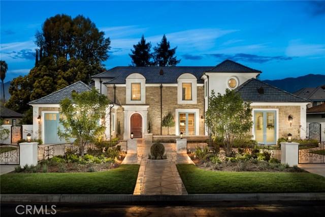 141 Las Flores Avenue, Arcadia, CA, 91006