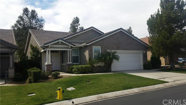 399 Garcia Drive Hemet, CA 92545 is listed for sale as MLS Listing OC16049172