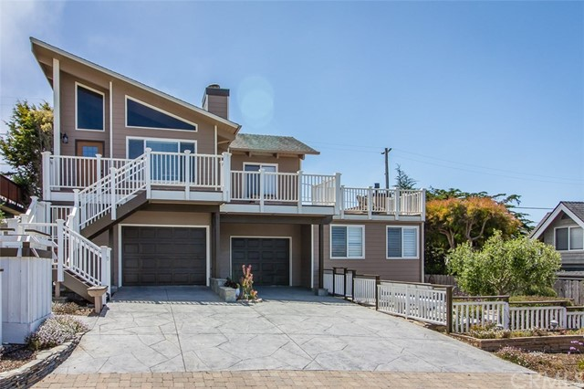 340  Plymouth Street, Cambria, California