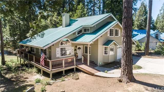 42555 Rock Ledge Rd, Shaver Lake, CA 93664 Photo