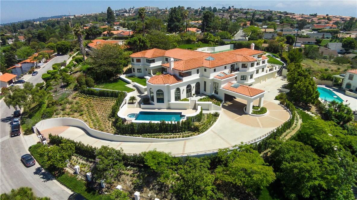 2228 Via Cerritos, Palos Verdes Estates California