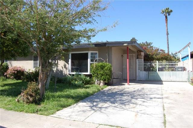 218 N Bitterbush Street 92868 - One of Cheapest Homes for Sale