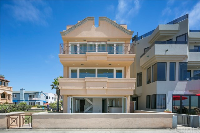 542 The Strand Hermosa Beach, CA 90254 - MLS #: SB17074320