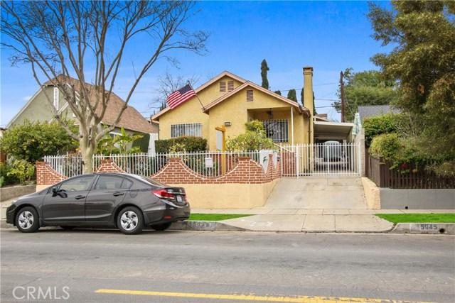 Photo of 5043 Meridian Street, Los Angeles, CA 90042