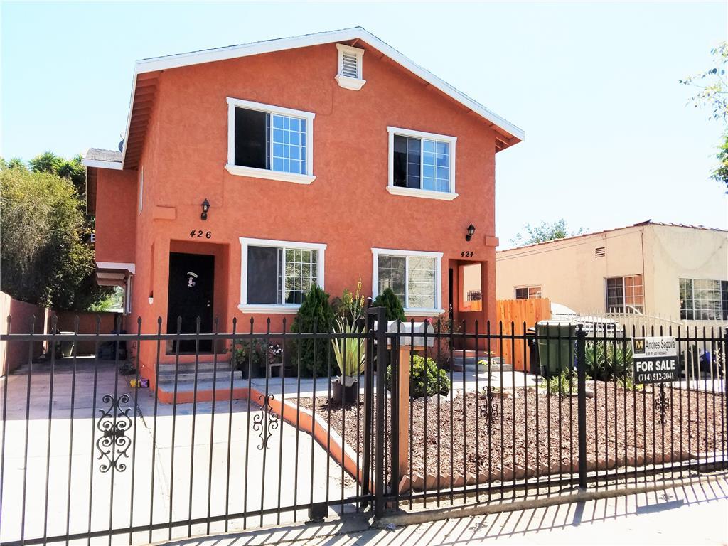 424 103Rd Street, Los Angeles, California 90003
