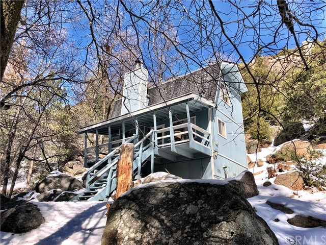 Casa Unifamiliar por un Venta en 32720 Scola Lane Arrowbear Lake, California 92382 Estados Unidos