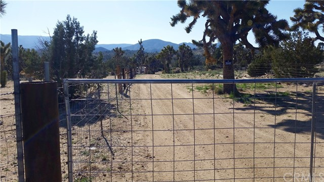 Single Family for Sale at 0 No Name Road Pioneertown, California 92268 United States
