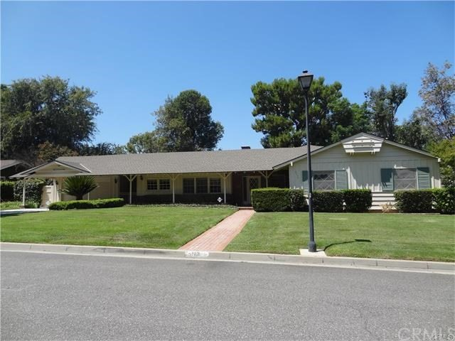 Single Family Home for Sale at 5177 Palisade Circle Riverside, California 92506 United States