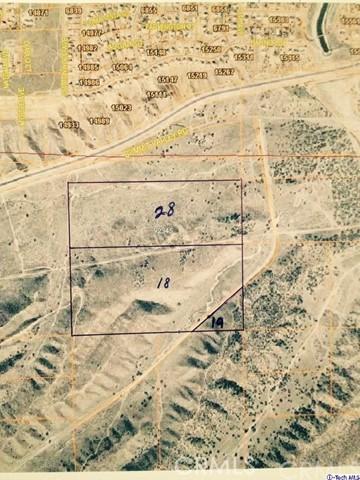 Land for Sale at Hesperia Dump Road Hesperia, 92345 United States