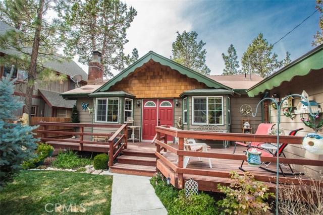 1025 Wendy Avenue, Big Bear, CA, 92314