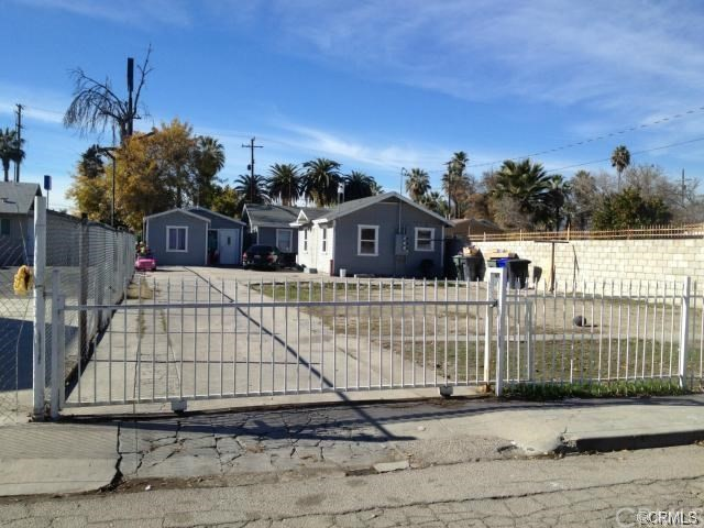 Single Family for Sale at 632 Crescent Avenue N San Bernardino, California 92410 United States
