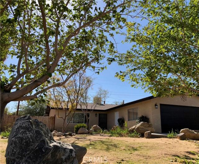 61537 Crest Circle Drive Joshua Tree, CA 92252 - MLS #: JT18209842