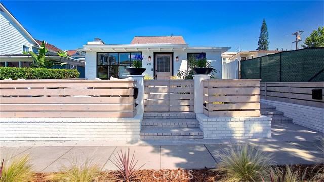 421 Orchid Avenue Corona del Mar, CA 92625