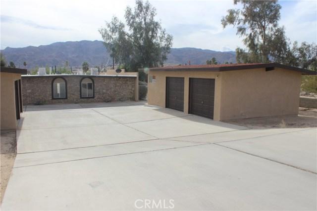 73407 Sunnyvale Drive, 29 Palms, CA, 92277