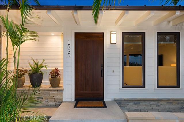 1595 Bluebird Canyon Drive, Laguna Beach, CA 92651