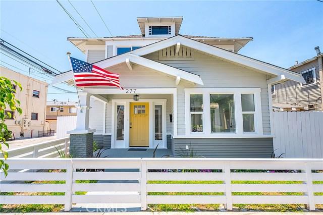277 Cerritos Avenue, Long Beach, CA, 90802