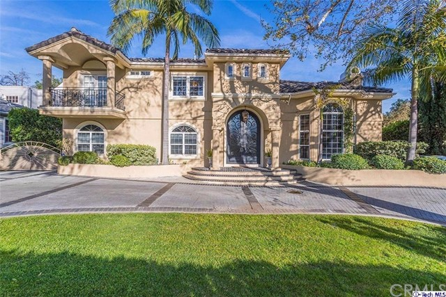 Single Family Home for Sale at 4458 Chevy Chase Drive La Canada Flintridge, California 91011 United States