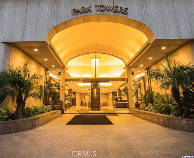 Condominium for Sale at 345 Pioneer Drive Glendale, California 91203 United States