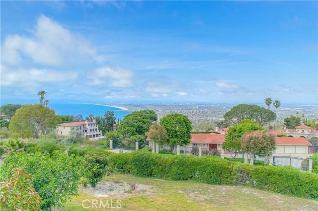 948 Granvia Altamira Palos Verdes Estates, CA 90274 - MLS #: PV17104837
