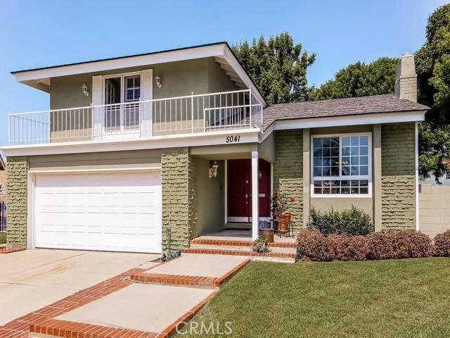 Single Family Home for Sale at 5041 Cadiz St La Palma, California 90623 United States