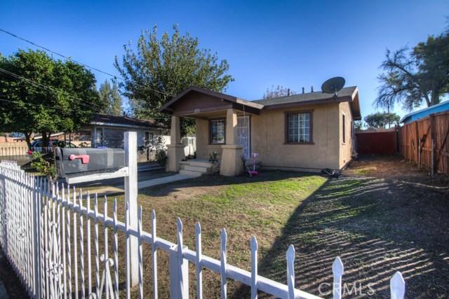 Single Family Home for Sale at 1371 King Street W San Bernardino, California 92410 United States
