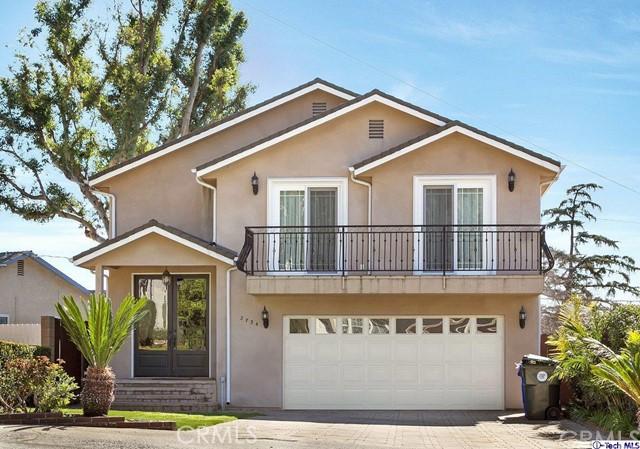 Single Family Home for Sale at 2734 Los Olivos Lane La Crescenta, California 91214 United States