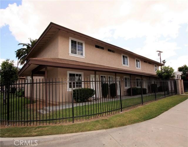 Townhouse for Rent at 10680 Burton Street Riverside, California 92505 United States