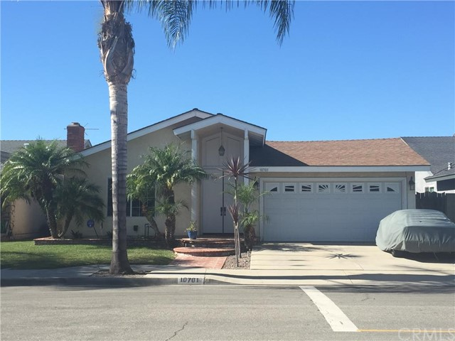 Single Family Home for Rent at 10701 Chestnut St Cypress, California 90630 United States