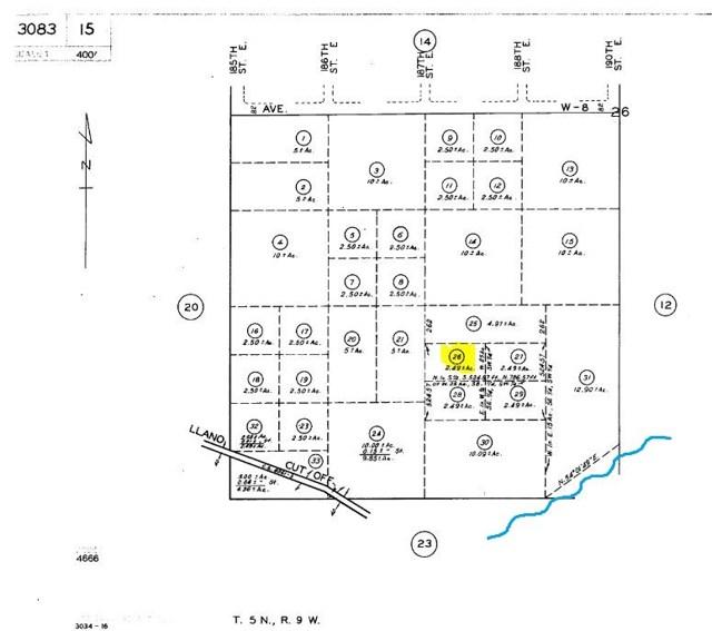 18700 Avenue W-14 Llano, CA 93591 - MLS #: DW17193856