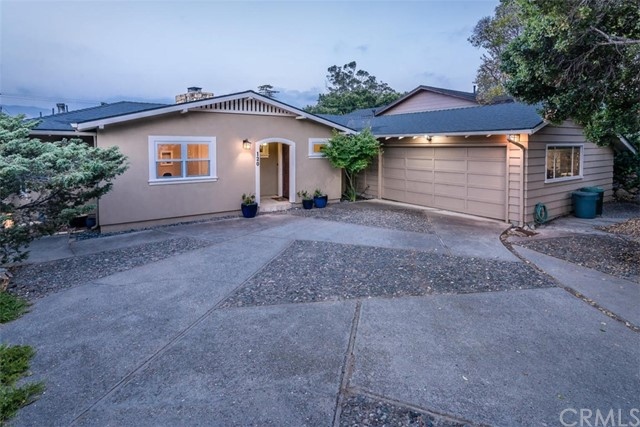 120 Serrano Heights Drive, San Luis Obispo, CA 93405