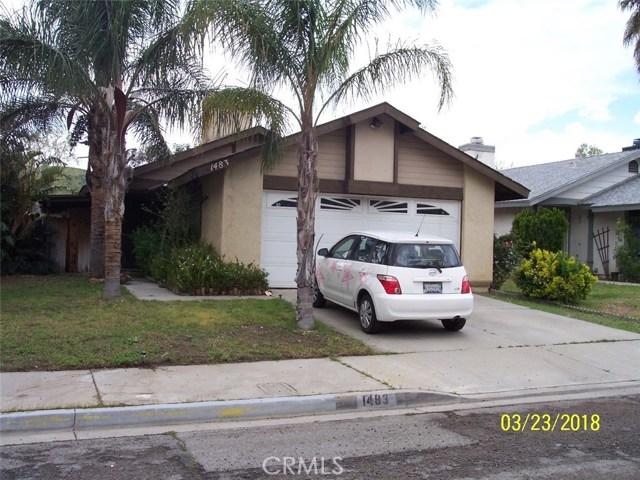 Single Family Home for Sale at 1483 Lake Placid Drive San Bernardino, California 92407 United States