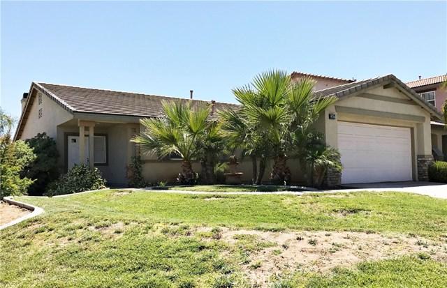 Single Family Home for Sale at 25617 Mesa Edge Court Sun City, California 92585 United States