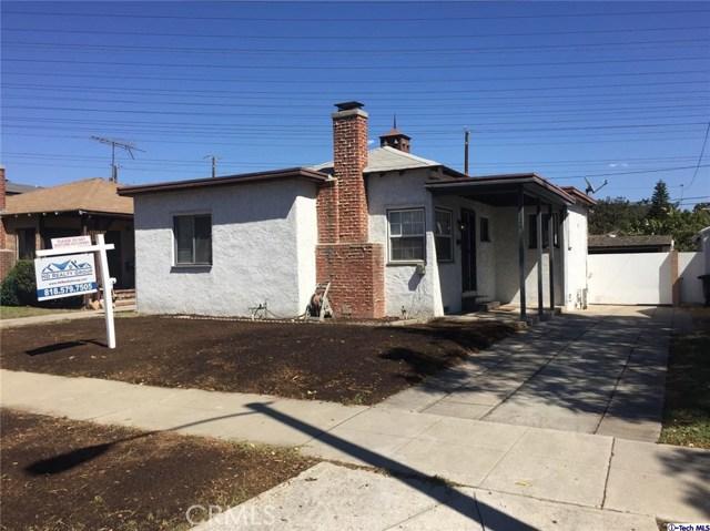 1126 N Evergreen Street, Burbank CA 91505