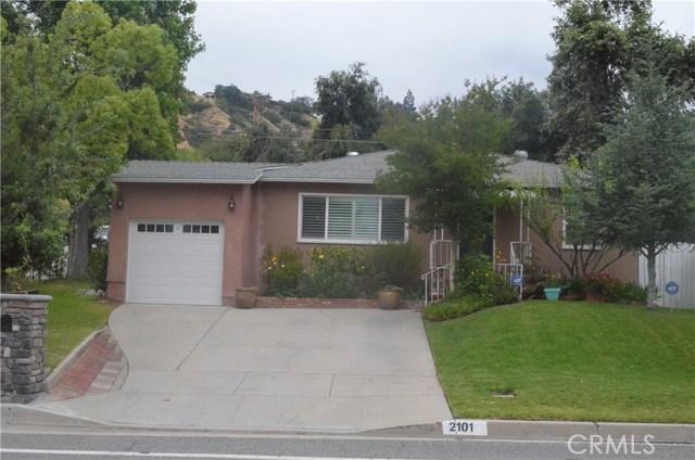 Single Family Home for Sale at 2101 Royal Oaks Drive Duarte, California 91010 United States