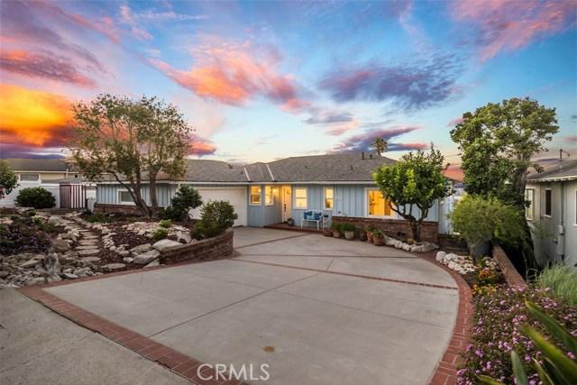 237  Via Los Miradores, Redondo Beach in Los Angeles County, CA 90277 Home for Sale