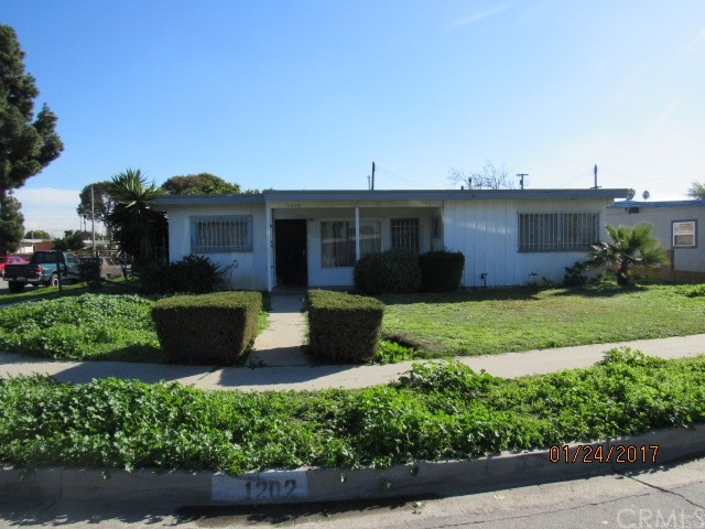 1202 S Hillford Avenue Compton, CA 90220 is listed for sale as MLS Listing RS17048368
