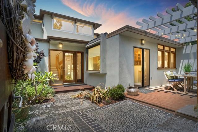 Maison unifamiliale pour l Vente à 2410 Laurel Avenue 2410 Laurel Avenue Manhattan Beach, Californie,90266 États-Unis