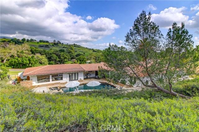 Single Family Home for Sale at 20221 Trabuco Oaks Drive Trabuco Canyon, California 92679 United States