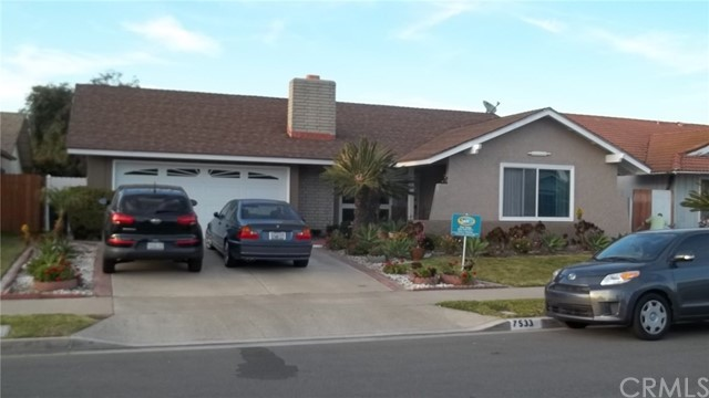 Single Family Home for Sale at 7533 Syracuse Avenue Stanton, California 90680 United States