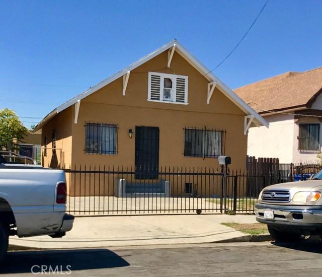 4416 Menlo Avenue Los Angeles, CA 90037 - MLS #: PW17223769