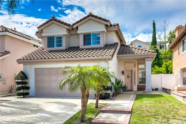 One of Cul de Sac Anaheim Hills Homes for Sale at 7850 E Viewmount Court